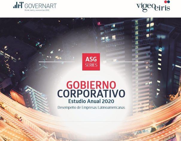 VigeoEiris Y GovernArt Presentaron Estudio De Gobierno Corporativo 2020